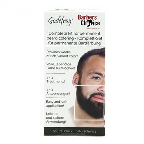 Tinte para barbas