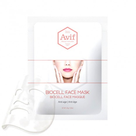 Biocell Anti-age Face Mask