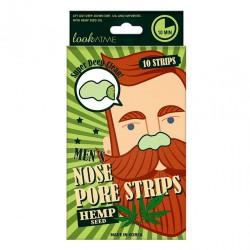 Men nose pore strips - hemp