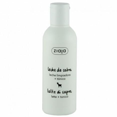 LECHE DE CABRA Leche limpiadora + tónico