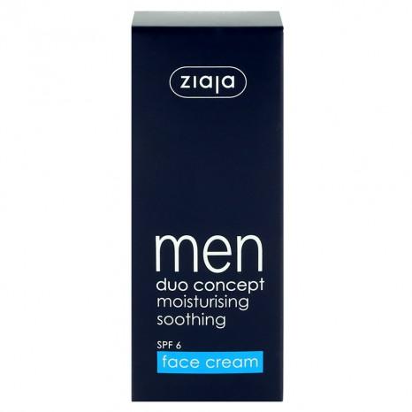 MEN Crema facial para hombre SPF6