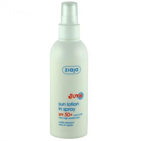SUN Protector solar hidratante en spray SPF50