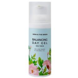 Gel facial hidratante para piel grasa / Balancing Day Gel