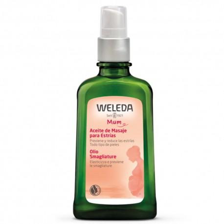 Aceite para masaje Antiestrias 100 ml
