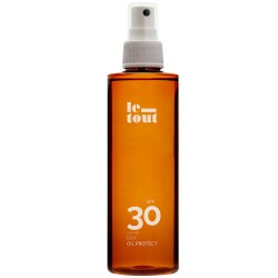 Dry oil protect SPF 30