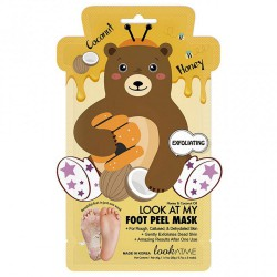 Foot peel mask Honey&Coconut Oil