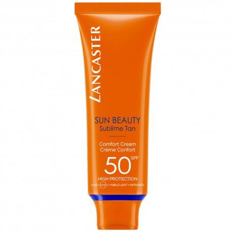 SUN BEAUTY Comfort touch cream gentle tan SPF50